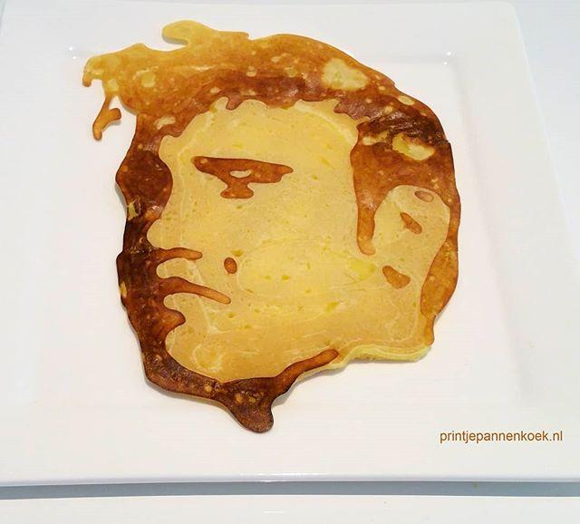 Kunstwerk gemaakt door Sander     getiteld Elvis Presley