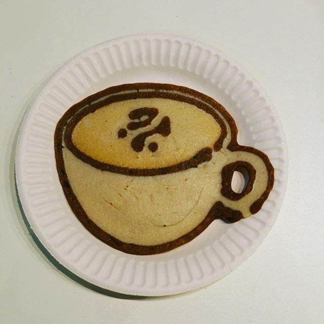 Kunstwerk gemaakt door Sander     getiteld Koffie